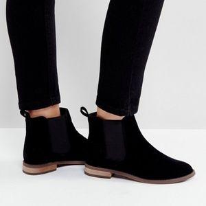 ASOS Miss KG Flat Chelsea Boots